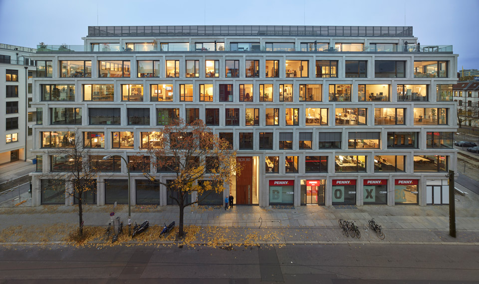 Boxhagener Strasse 79- 80A (BY) Office