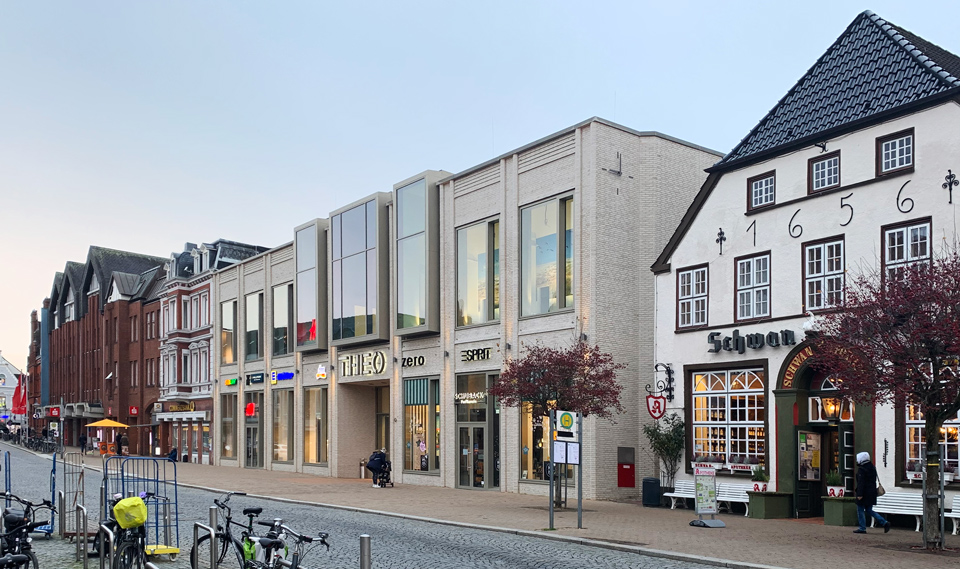 Husum Shopping Center