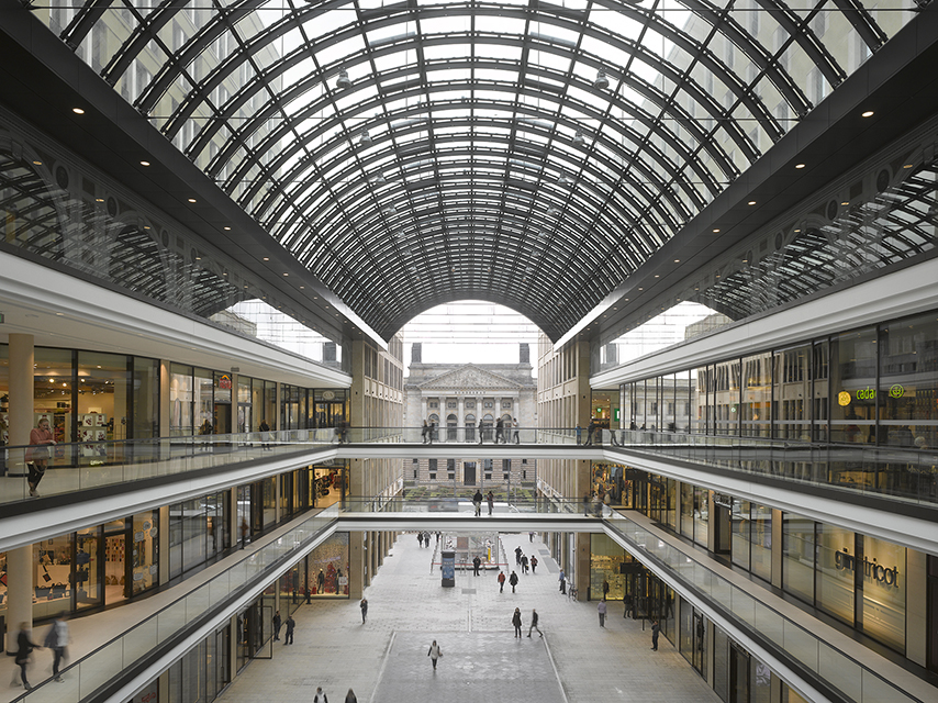 Lp12 Mall Of Berlin Tchoban Voss Architekten